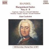 Harpsichord Suites Nos. 6-8 by George Frideric Handel