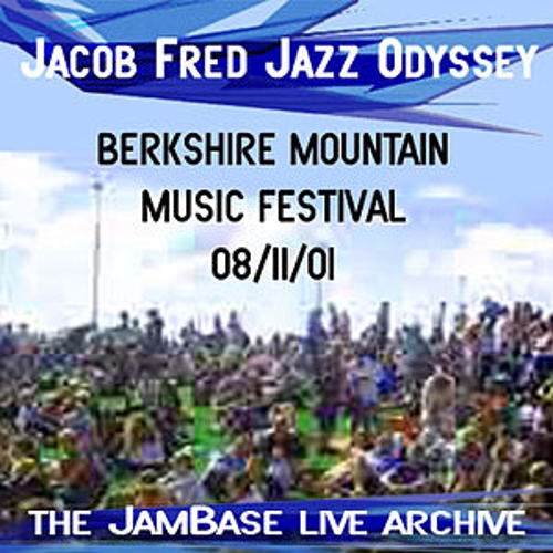 08-11-01 - Berkshire Mountain Music Festival, MA by Jacob Fred Jazz Odyssey