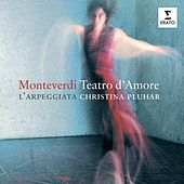 Monteverdi: Teatro d'amore by Various Artists