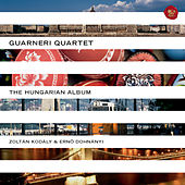 The Hungarian Album by Guarneri String Quartet