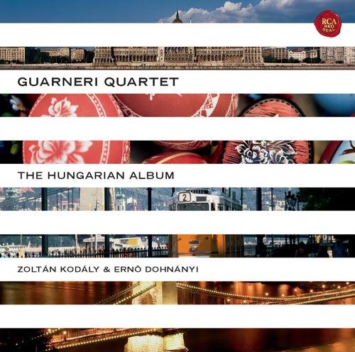 The Hungarian Album by Guarneri String Quartet