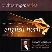 Orchestral Excerpts for English Horn by Julie Ann Giacobassi