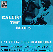 Callin' The Blues by Tiny Grimes