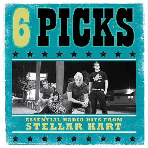 6 PICKS: Essential Radio Hits EP by Stellar Kart
