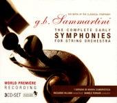 Sammartini: The Complete Early Symphonies for String Orchestra by Giovani Di Nuova Cameristica