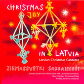 Christmas Joy in Latvia by New York Latvian Concert Choir