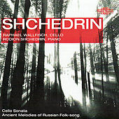 Rimsky-Korsakov: Ancient Melodies of Russian Folk-Songs, Schedrin: Sonate by Rodion Schedrin
