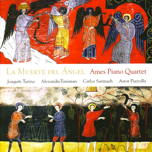 La Muerte del Angel by Ames Piano Quartet