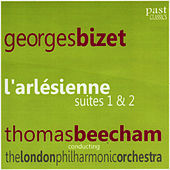 Bizet: L'arlésienne Suites 1 & 2 by London Philharmonic Orchestra