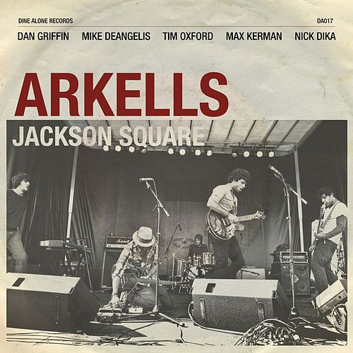 Jackson Square by Arkells