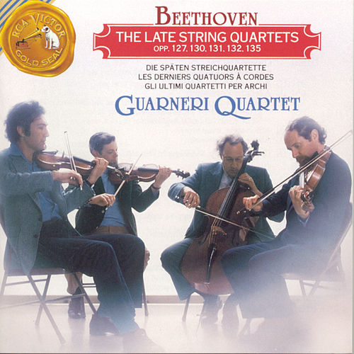 The Late String Quartets by Ludwig van Beethoven