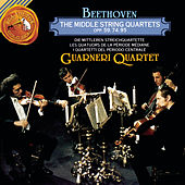 The Middle String Quartets, Op. 59, 74, 95 by Ludwig van Beethoven