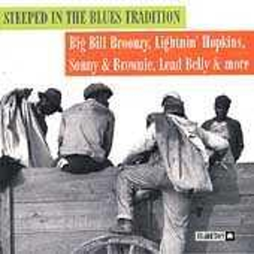 Steeped In The Blues Tradition by Various Artists