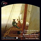 Schumann: Piano Trio in G Minor - Schumann: Piano Trio No. 1 in D Minor by The Atlantis Trio
