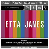 25 All-Time Greatest Hits by Etta James