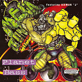 Planet Bass Mega Jon Bass by DJ Ice Man J