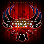 The Bluegrass Tribute to Journey by Pickin' On