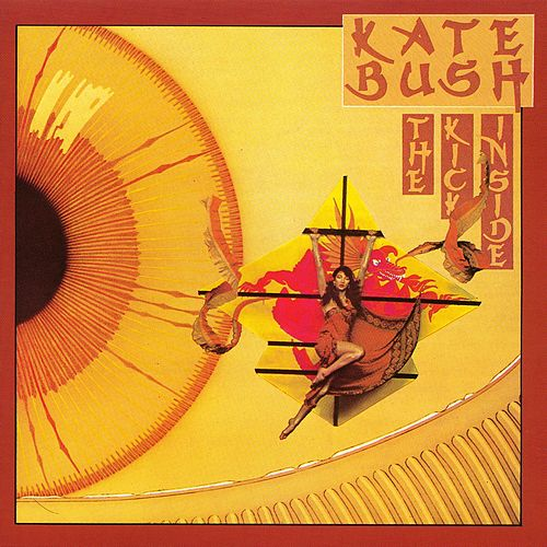 The Kick Inside by Kate Bush