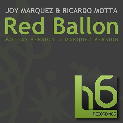 Red Ballon by Joy Marquez