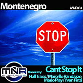 Cant Stop It Remixes by Monte Negro