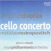 Dvořák: Cello Concerto by Mstislav Rostropovitch