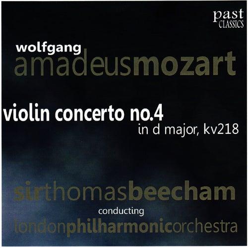 Mozart: Violin Concerto No. 4 by London Philharmonic Orchestra