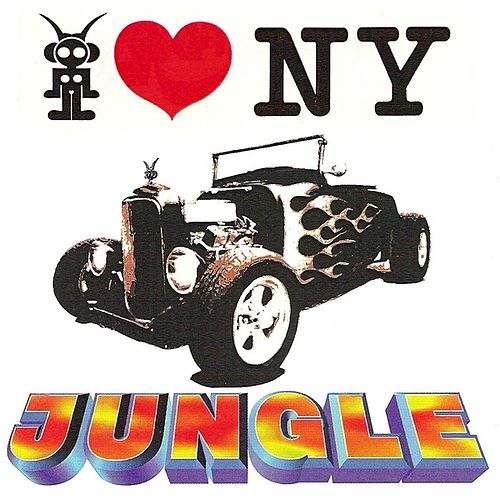 I Love NY Jungle: This is Jungle Sky, Vol. 3 by Various Artists