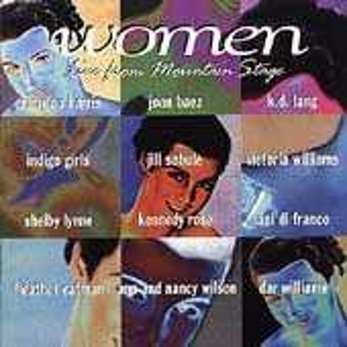 Women Live From Mountain Stage by Various Artists