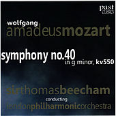Mozart: Symphony No. 40 by London Philharmonic Orchestra