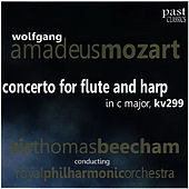 Mozart: Concerto for Flute and Harp by Royal Philharmonic Orchestra
