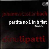 Bach: Partita No. 1 by Dinu Lipatti