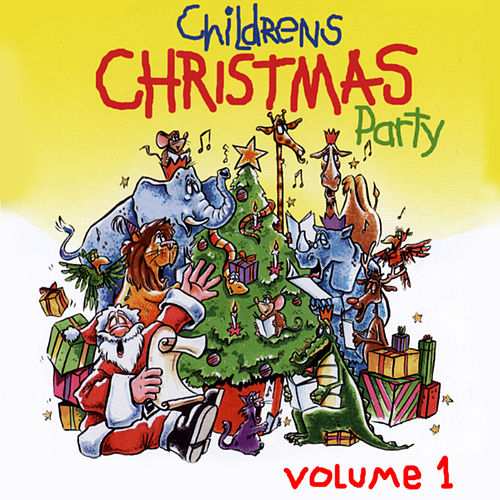 Childrens Christmas Party - Volume 1 by Paul O'Brien All Stars Christmas Band