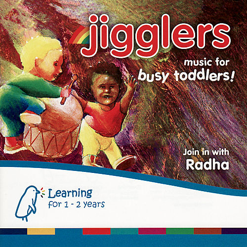 Jigglers - Music For Busy Toddlers by Various Artists