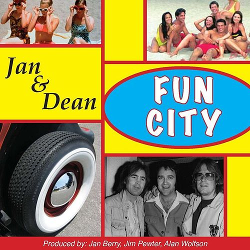 Fun City by Various Artists