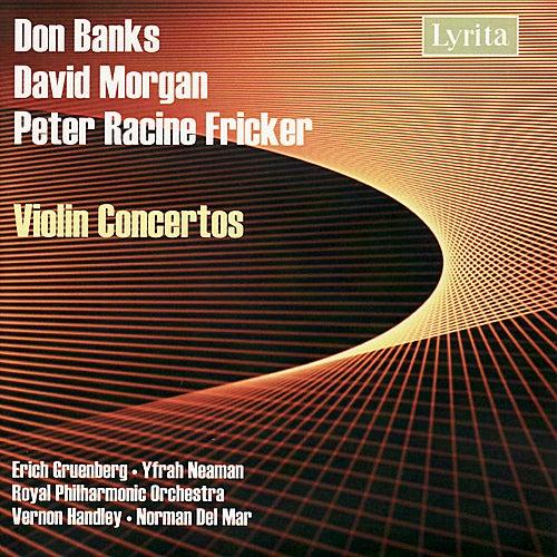 Violin Concertos by Yfrah Neaman