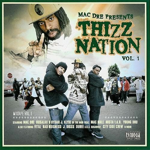 Thizz Nation, Vol. 1 by Various Artists