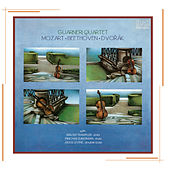 Mozart; Beethoven; Dvorak: String Quintets by Guarneri Quartet