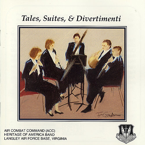 Tales, Suites, & Divertimenti by Various Artists