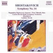 Symphony No. 14 by Dmitri Shostakovich