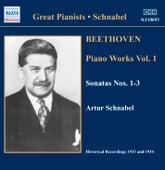 Piano Works Vol. 1 by Ludwig van Beethoven