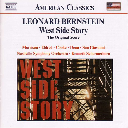 West Side Story (Naxos) by Leonard Bernstein
