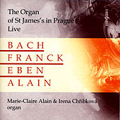 The Organ of St James's in Prague Live by Various Artists