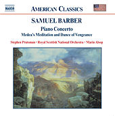 Piano Concerto by Samuel Barber
