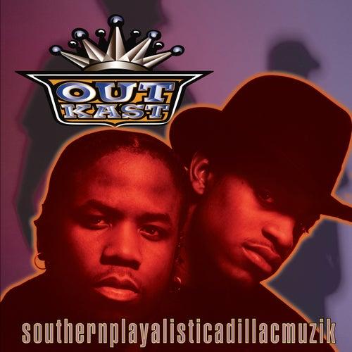 Southernplayalisticadillacmuzik by Outkast
