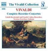 Complete Recorder Concertos by Antonio Vivaldi