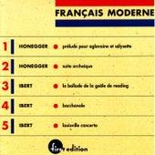 Français modern vol. 1:Honegger and Ibert by Louisville Orchestra