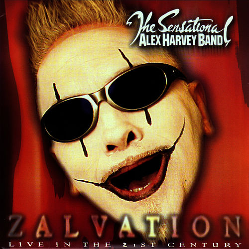 Zalvation by Sensational Alex Harvey Band