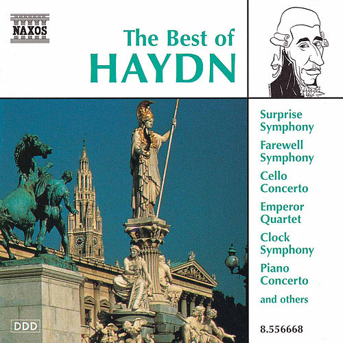 The Best of Haydn by Franz Joseph Haydn