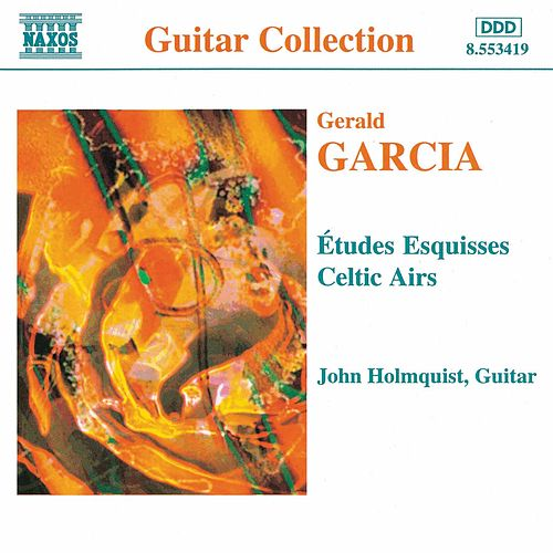 Etude Esquisses / Celtic Airs by Gerald Garcia