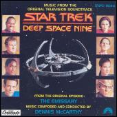 Star Trek: Deep Space Nine - The Emissary by Dennis McCarthy